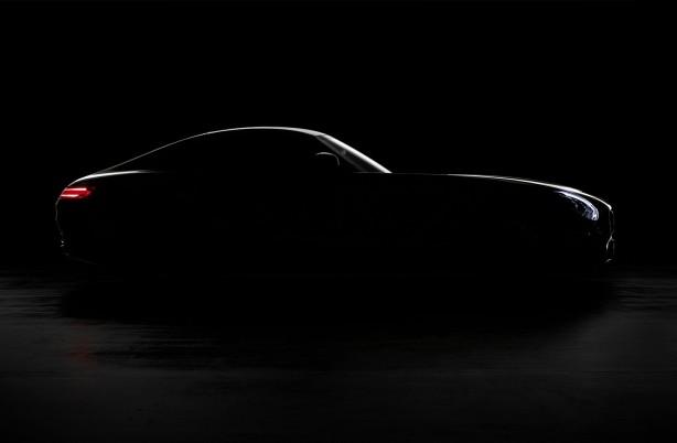 Mercedes-Benz AMG GT teaser