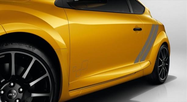 Renaultsport Megane R.S. 275 Trophy side sill