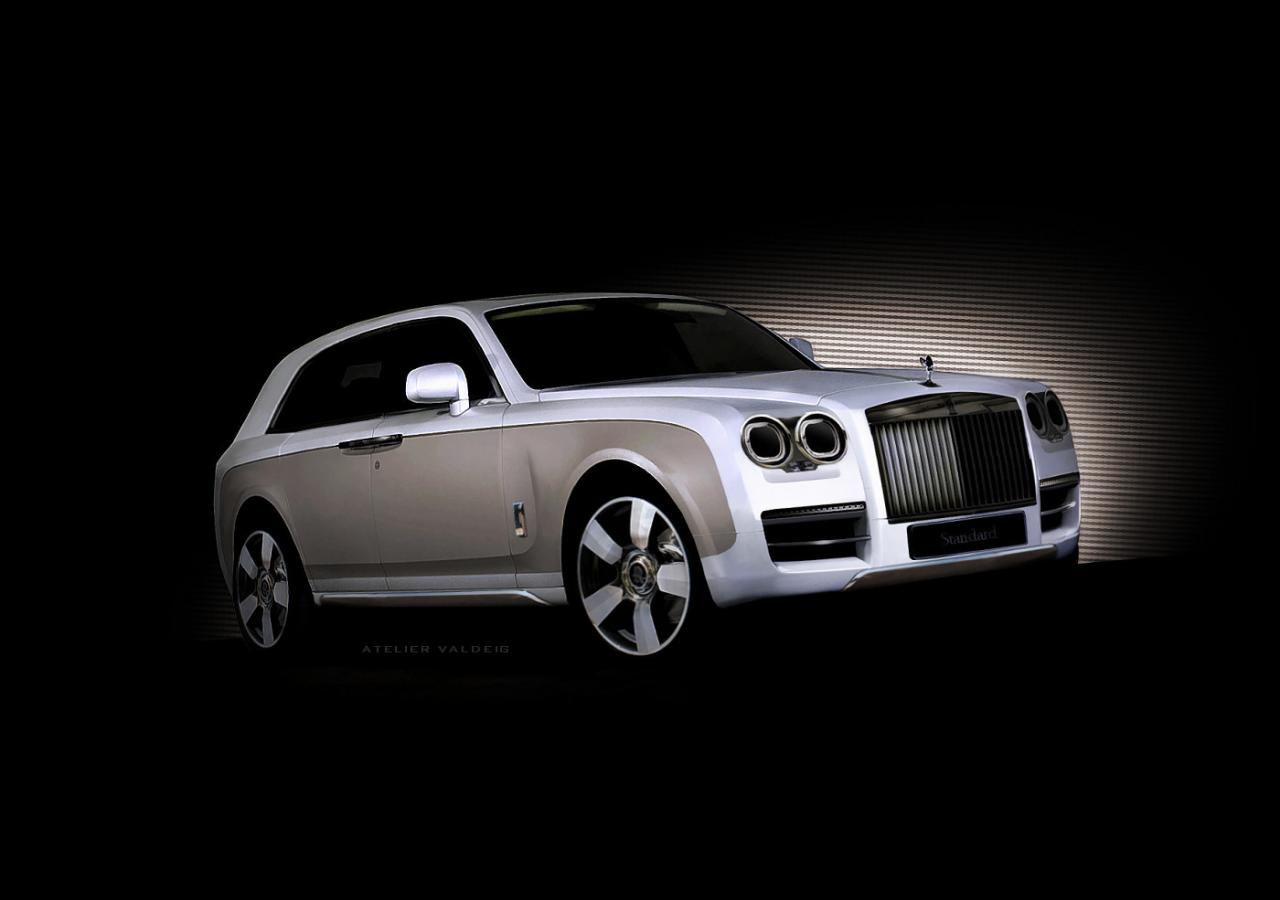 Roll Royce Cars News Ultra Luxurious Suv To Hit Market Late 2017