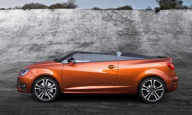 SEAT Ibiza CUPRA concept side-1