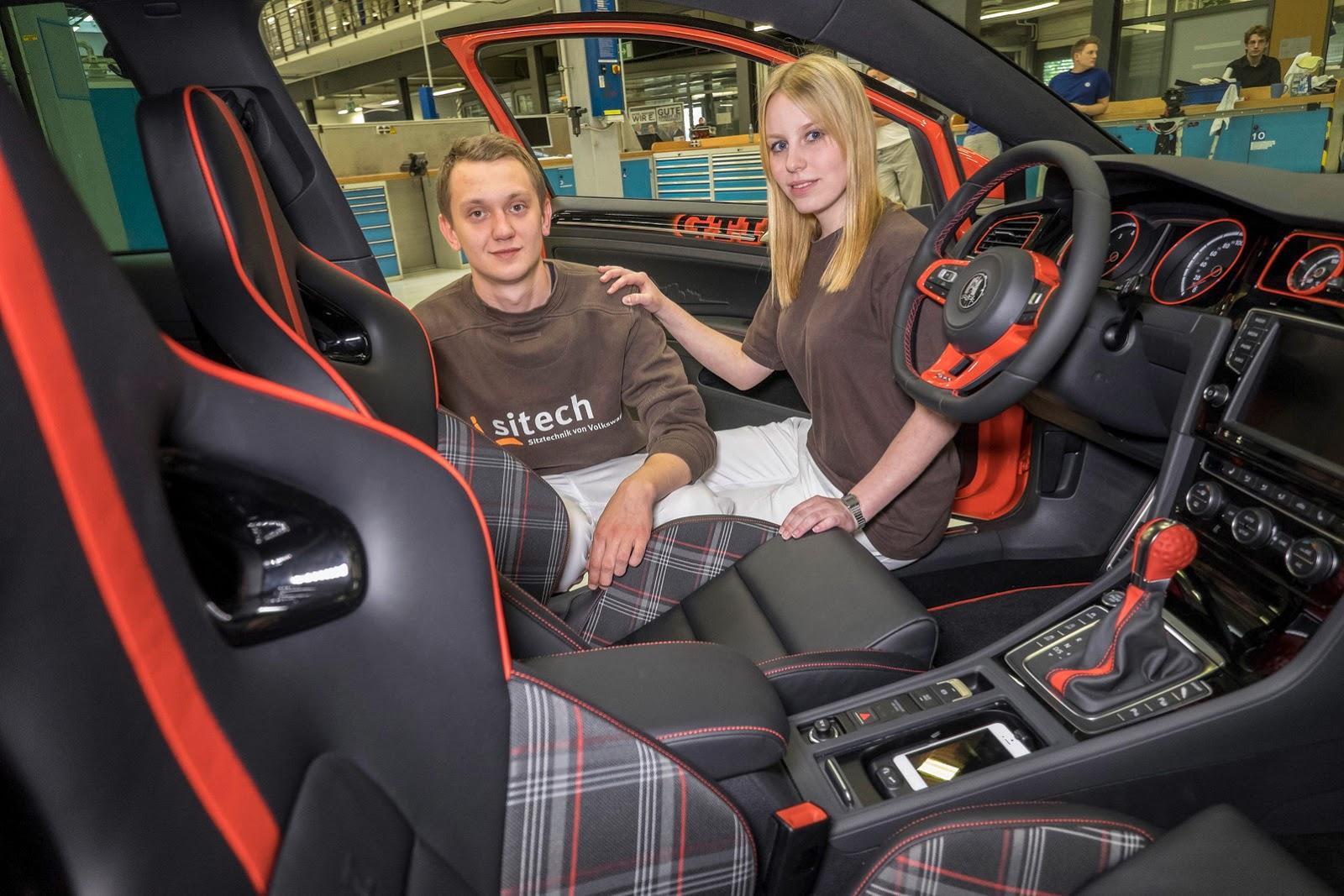 Volkswagen Tuning: 279kW Golf GTI Wolfsburg Edition