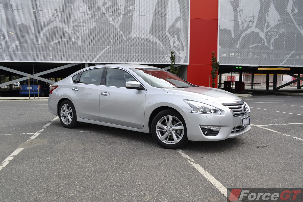 Xtronic Continuously Variable Transmission >> Nissan Altima Review: 2014 Altima Sedan