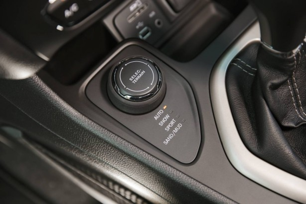 2015 Jeep Cherokee Limited Selec Terrain System