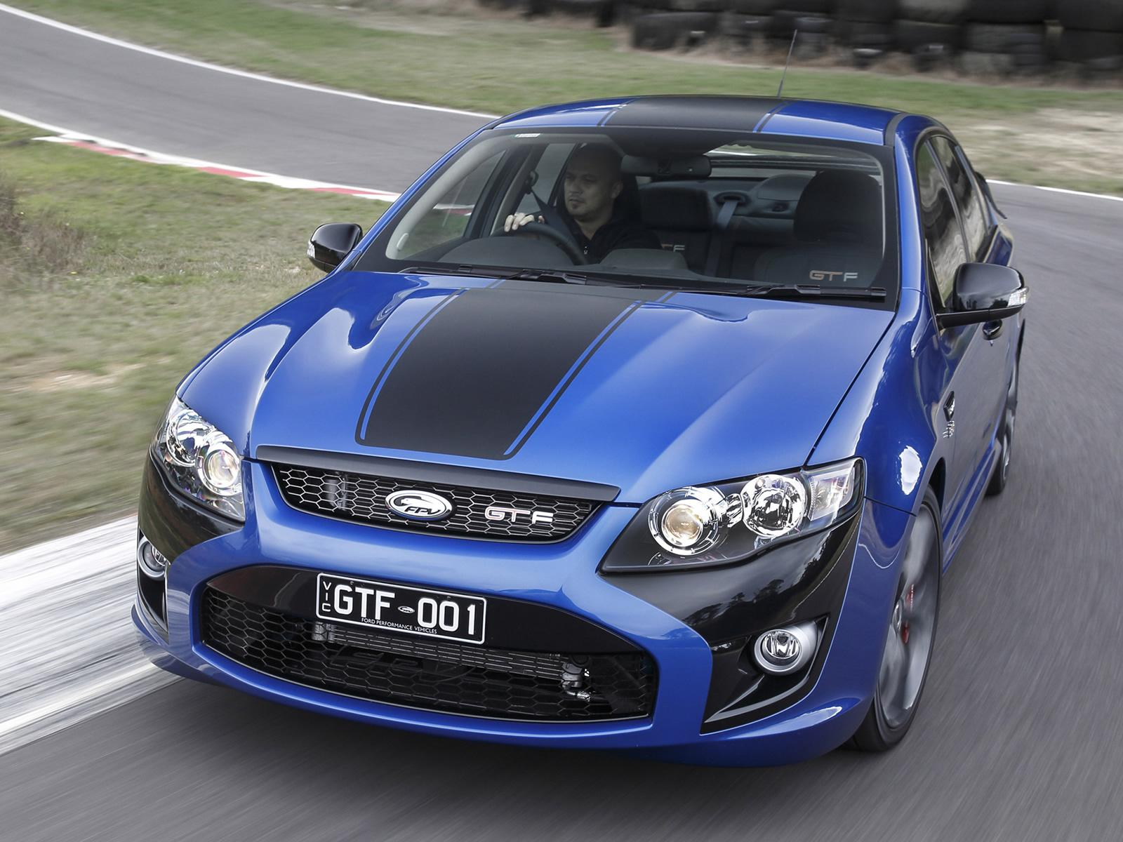 Ford Cars - News: FPV GT F 351 officially unveiled