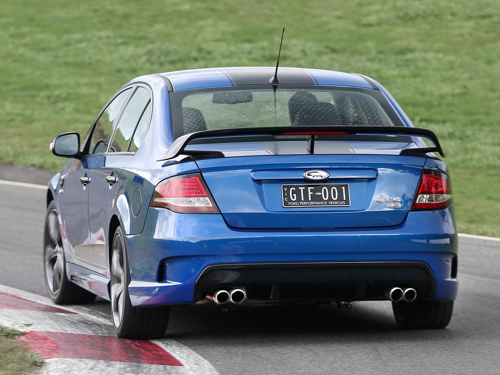 Toyota Of Alvin >> Ford Cars - News: FPV GT F 351 officially unveiled