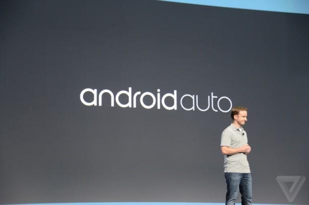 Google Android Auto presentation