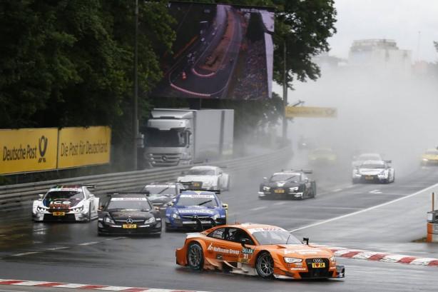 Motorsports / DTM 4. race Norisring