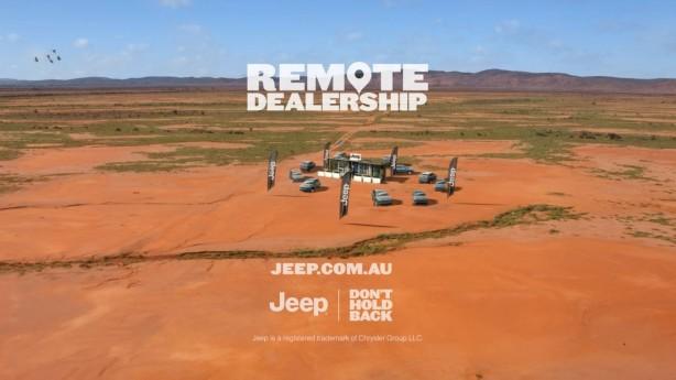 Jeep remote dealership