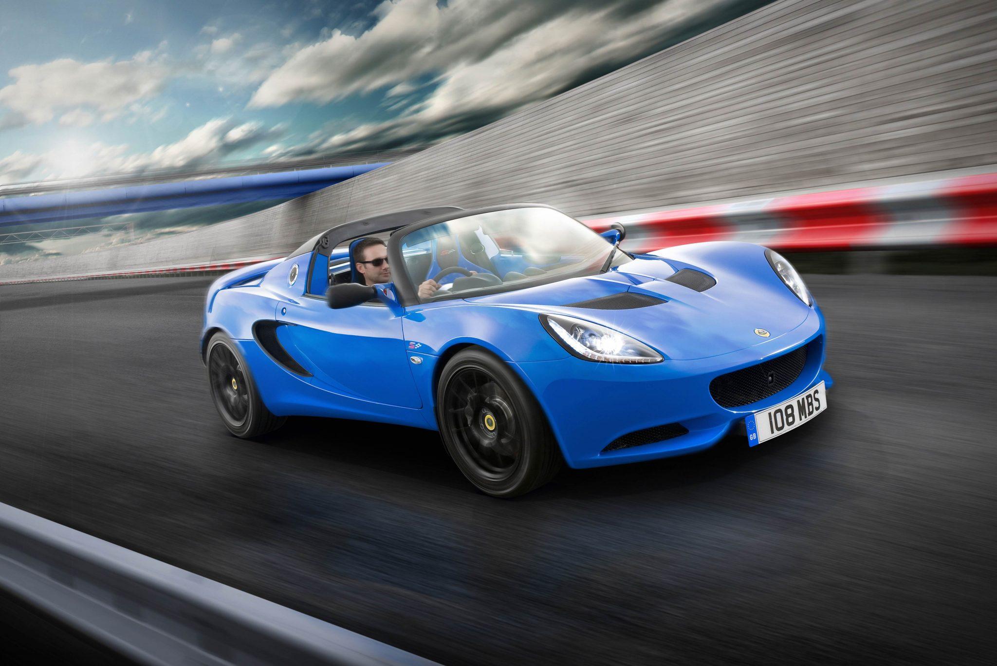 News: Lotus Elise S Club Racer On Sale Now