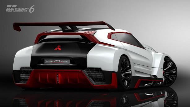 Mitsubishi-XR-PHEV-Evolution-Vision-Gran-Turismo-concept-rear-quarter