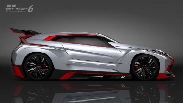 Mitsubishi-XR-PHEV-Evolution-Vision-Gran-Turismo-concept-side