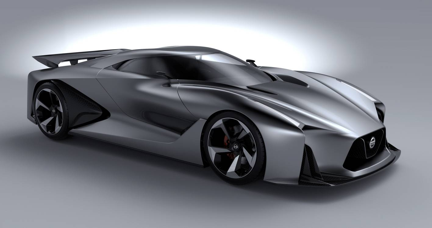 Nissan Concept 2020 Vision Gran Turismo heading to Goodwood