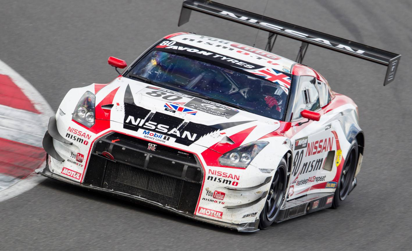 Nissan Gt R Nismo Gt3 Takes On The Nurburgring 24 Hours