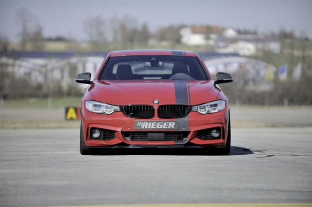 Rieger-Tuning-BMW-4-Series-Coupe-front