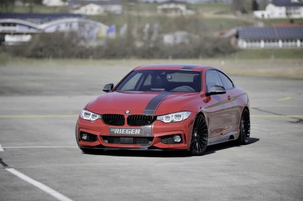 Rieger-Tuning-BMW-4-Series-Coupe-front-quarter