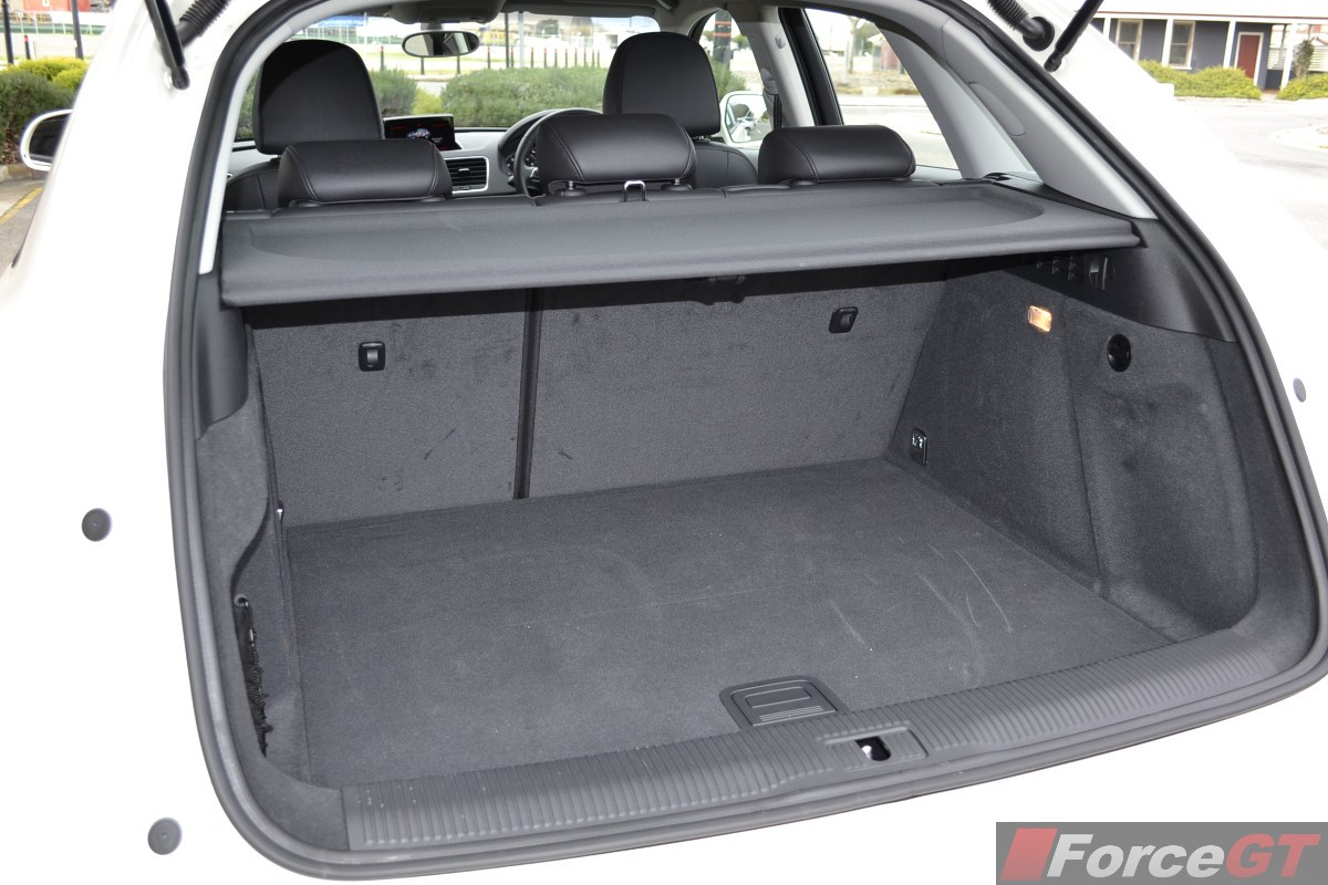 2014 Audi Q3 Review