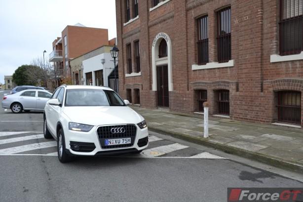 2014 Audi Q3 1.4TSI front
