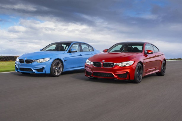 2014-BMW-M4-Coupe-and-M3-Sedan