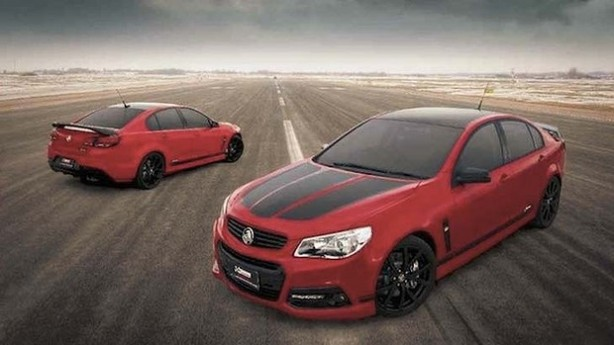 2014 Holden VF Commodore SSV Craig Lowndes Edition