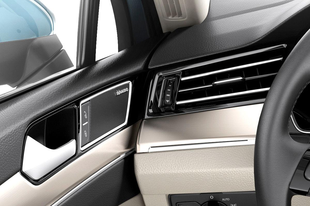 2015 Volkswagen Passat Sedan Dynaudio Sound System