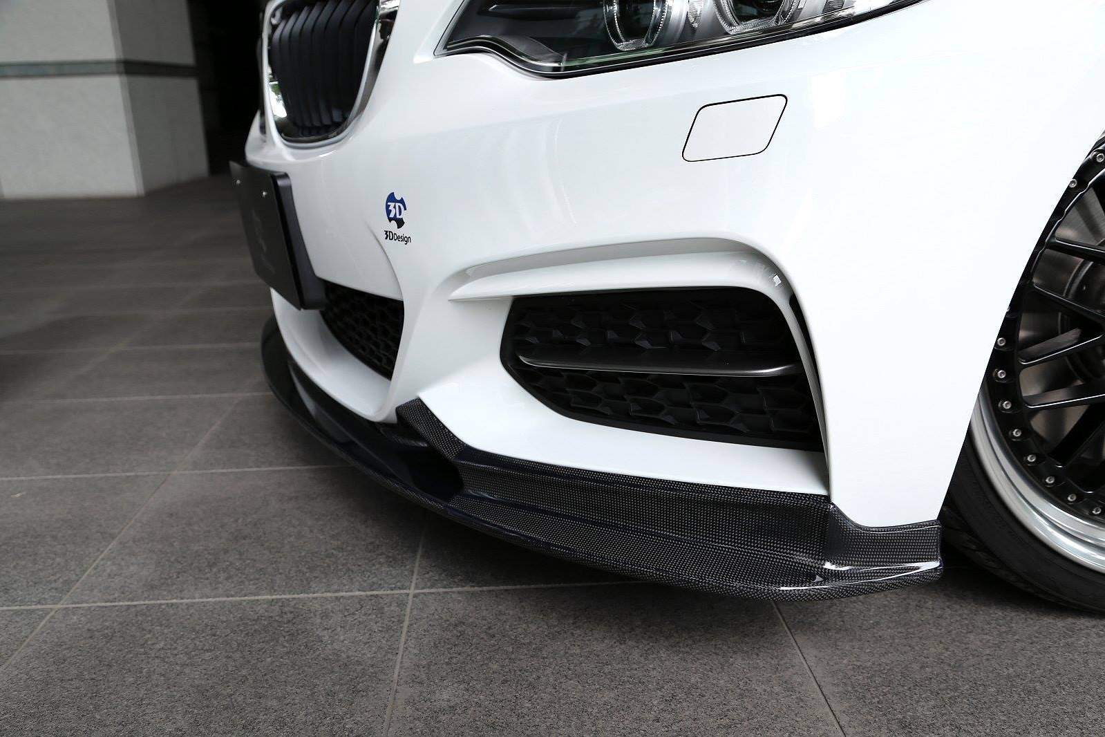 Bmw Cars Tuning 3d Design Offers Bmw M235i Aero Package