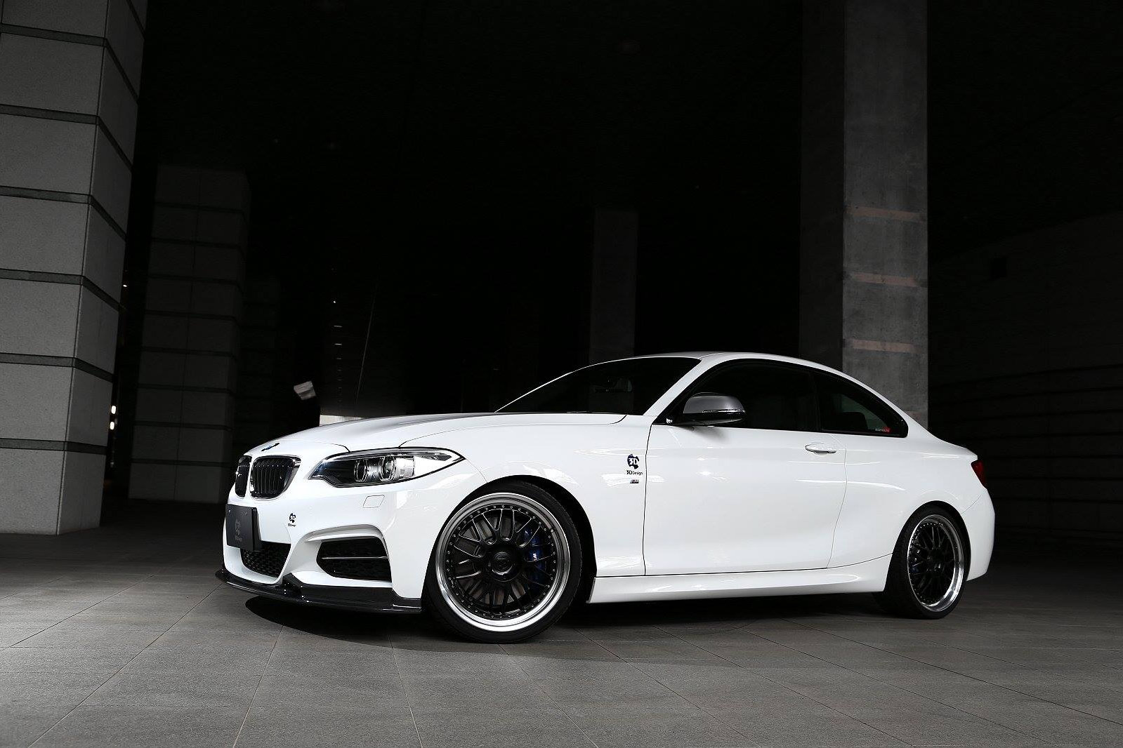 Tuning: 3D Design Offers BMW M235i Aero Package