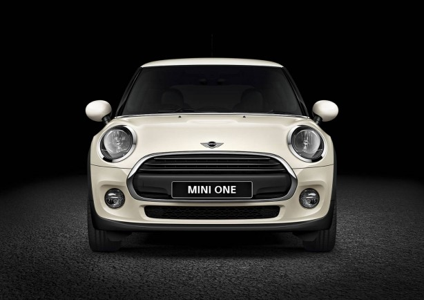 MINI-One-Hatch-front