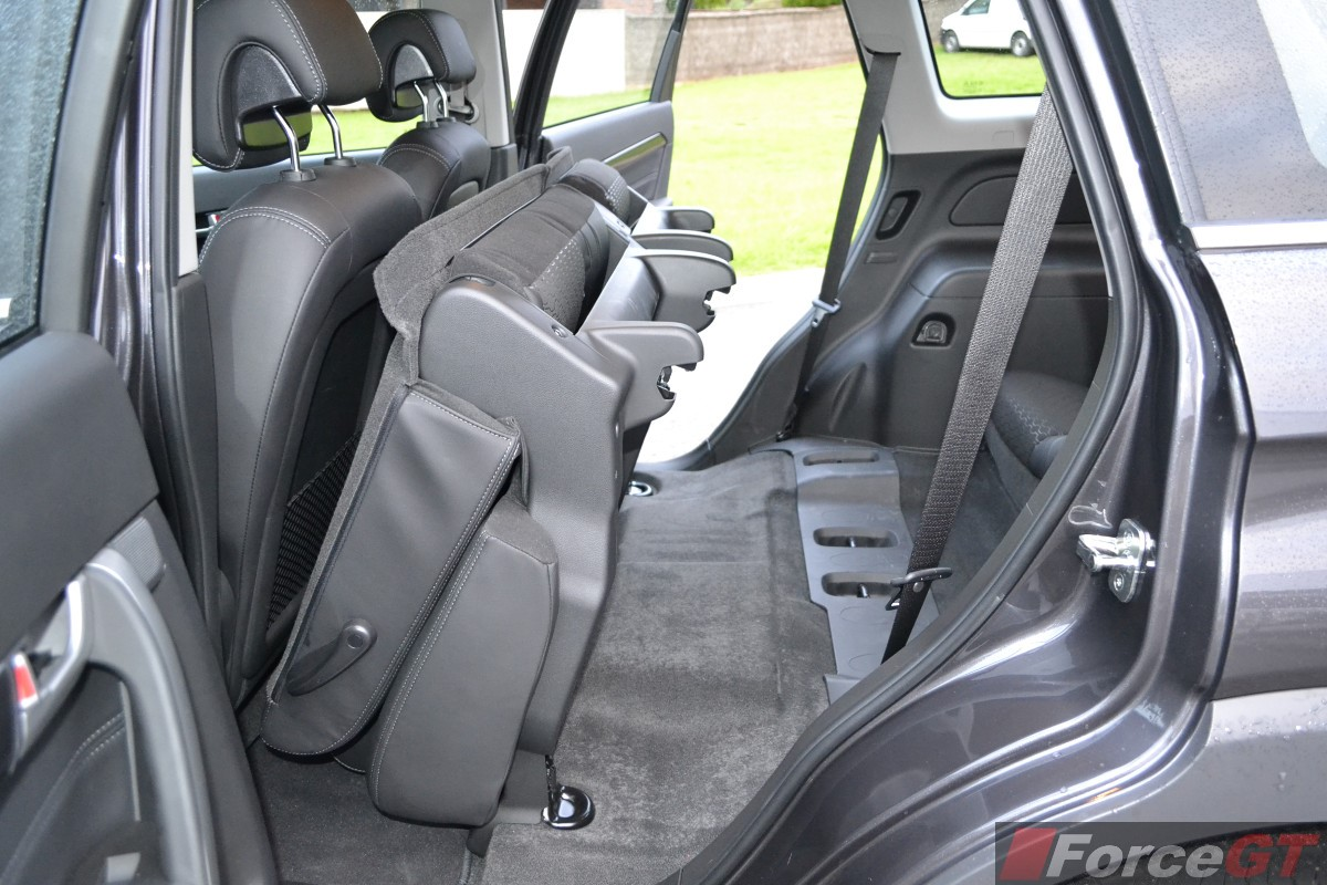 Holden Captiva Review: 2014 Captiva 7