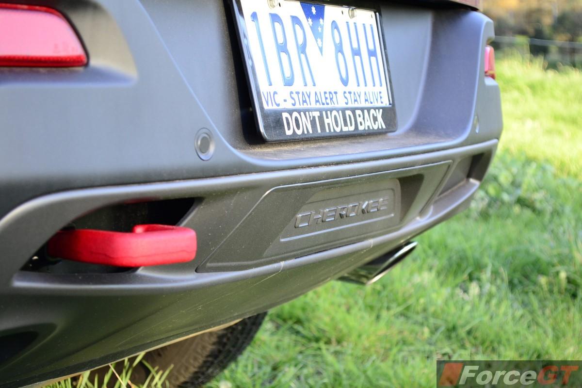 Jeep Cherokee Review: 2014 Jeep Cherokee