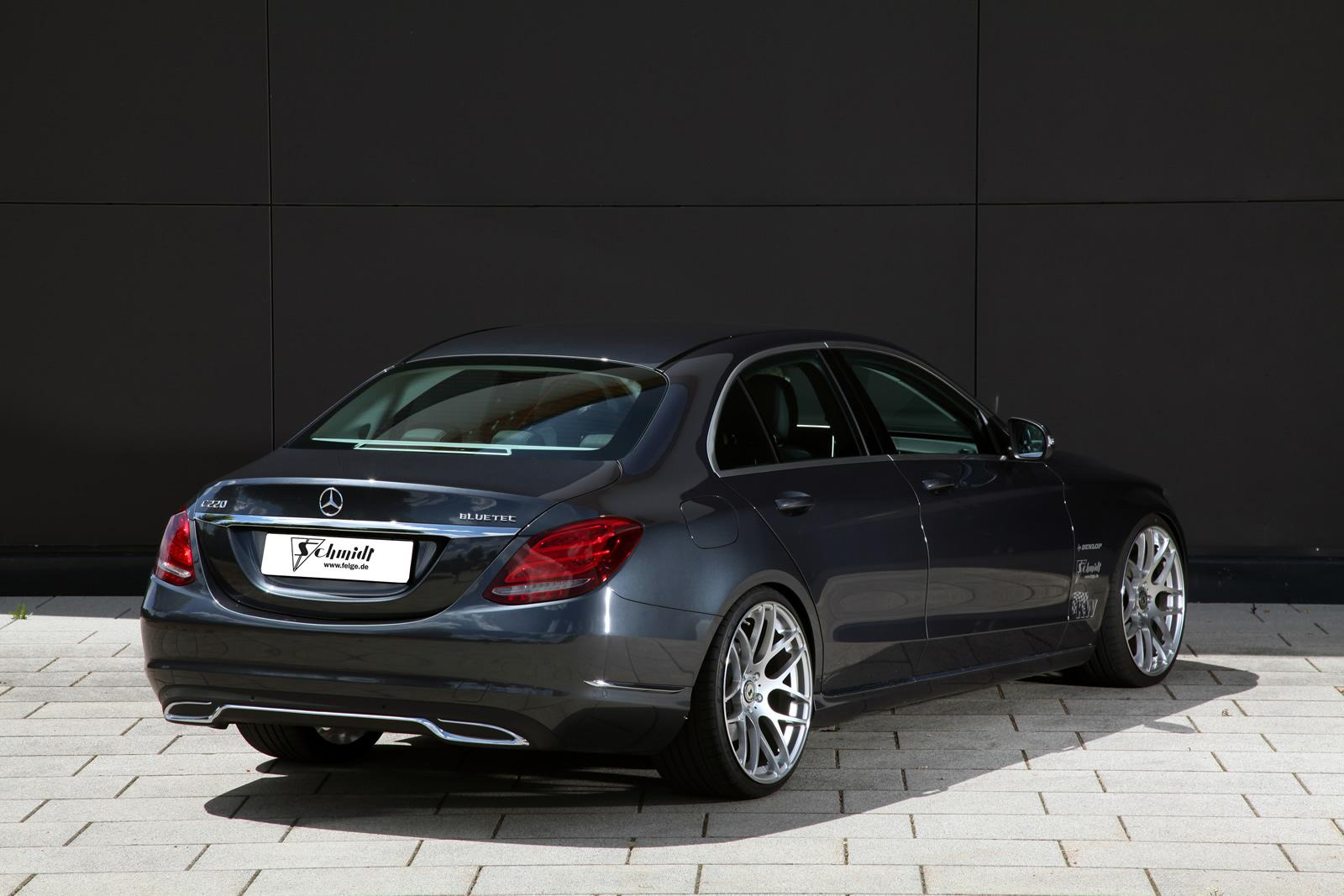 mercedes tuning 2014 c class tuned by schmidt revolution. Black Bedroom Furniture Sets. Home Design Ideas