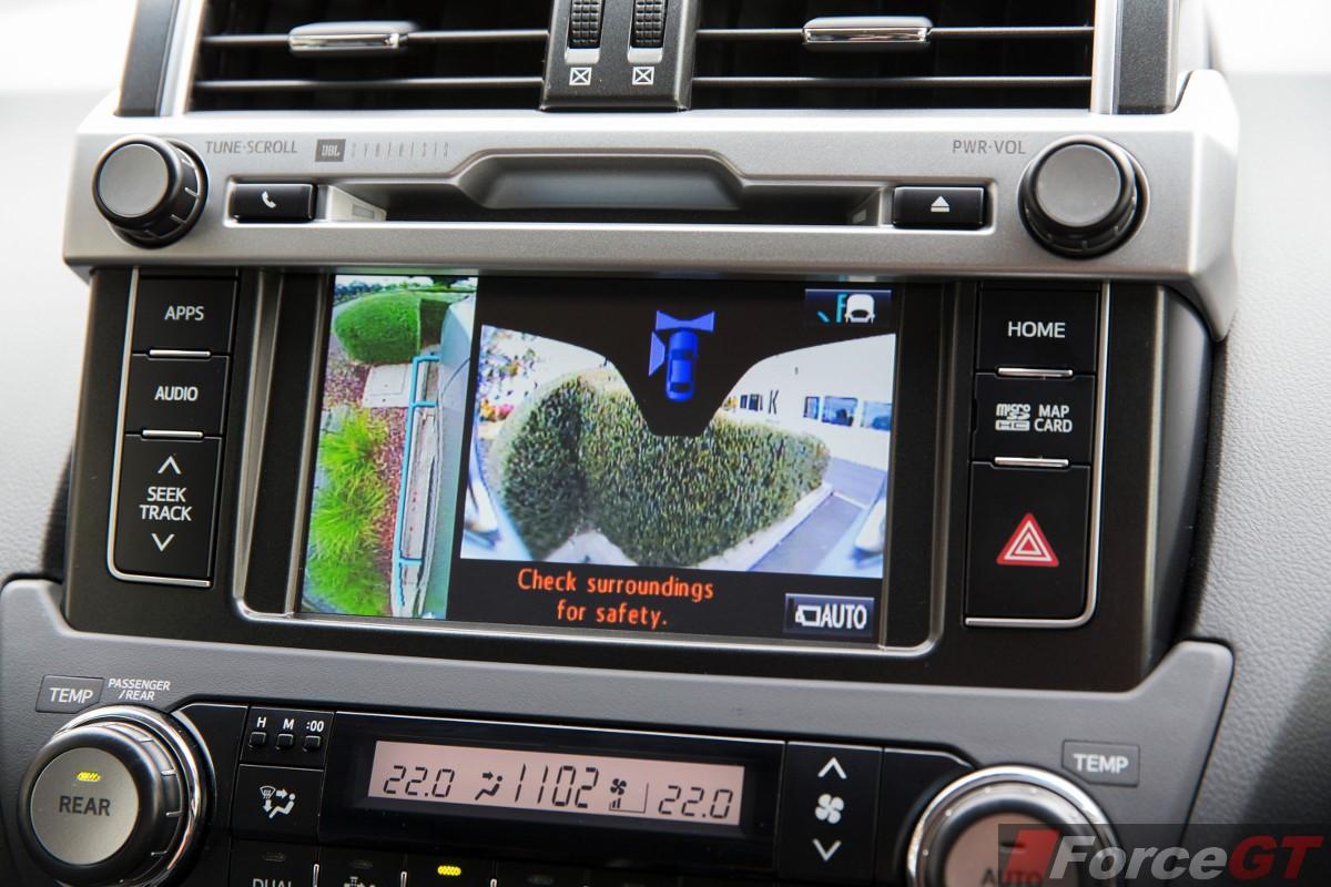 Toyota Landcruiser Review 2014 Landcruiser Prado