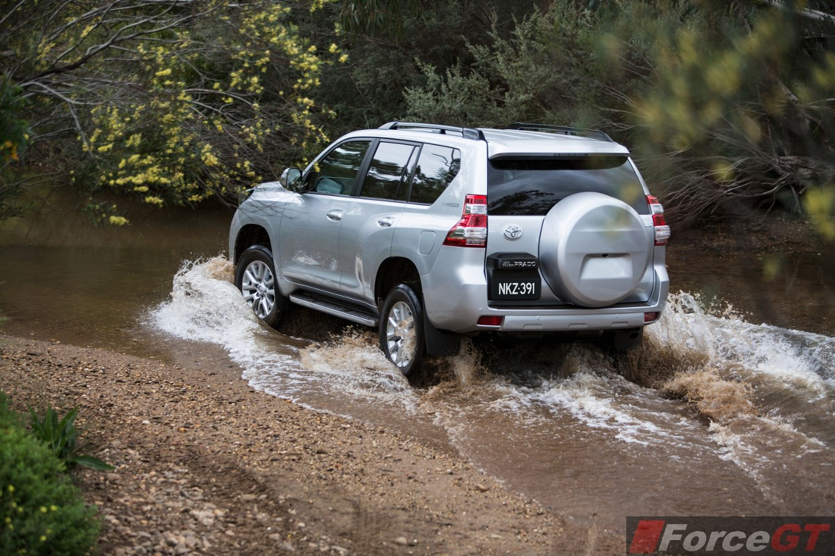 Toyota Prado 2019 >> Toyota LandCruiser Review: 2014 LandCruiser Prado