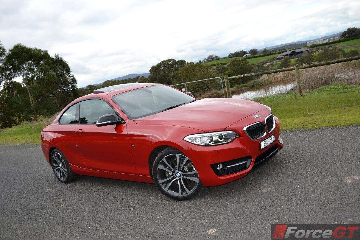 Bmw 2 Series Coup 233 Review 2014 Bmw 220i Coup 233