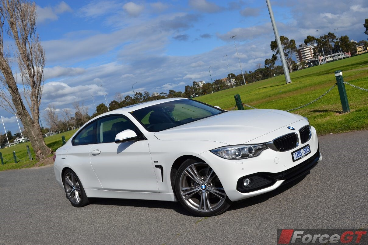 BMW 4 Series Review: 2014 BMW 420i Coupé