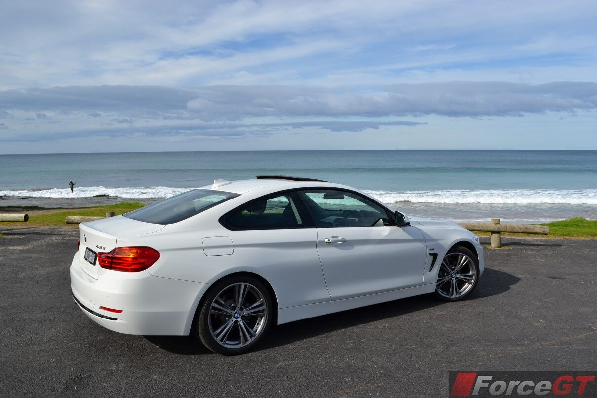 Bmw 4 Series Review 2014 Bmw 420i Coup 233