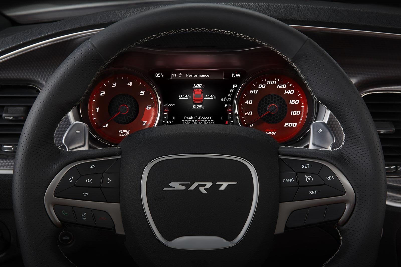 Dodge Charger Srt Hellcat G Force Indicator on 2014 Dodge Durango Specs