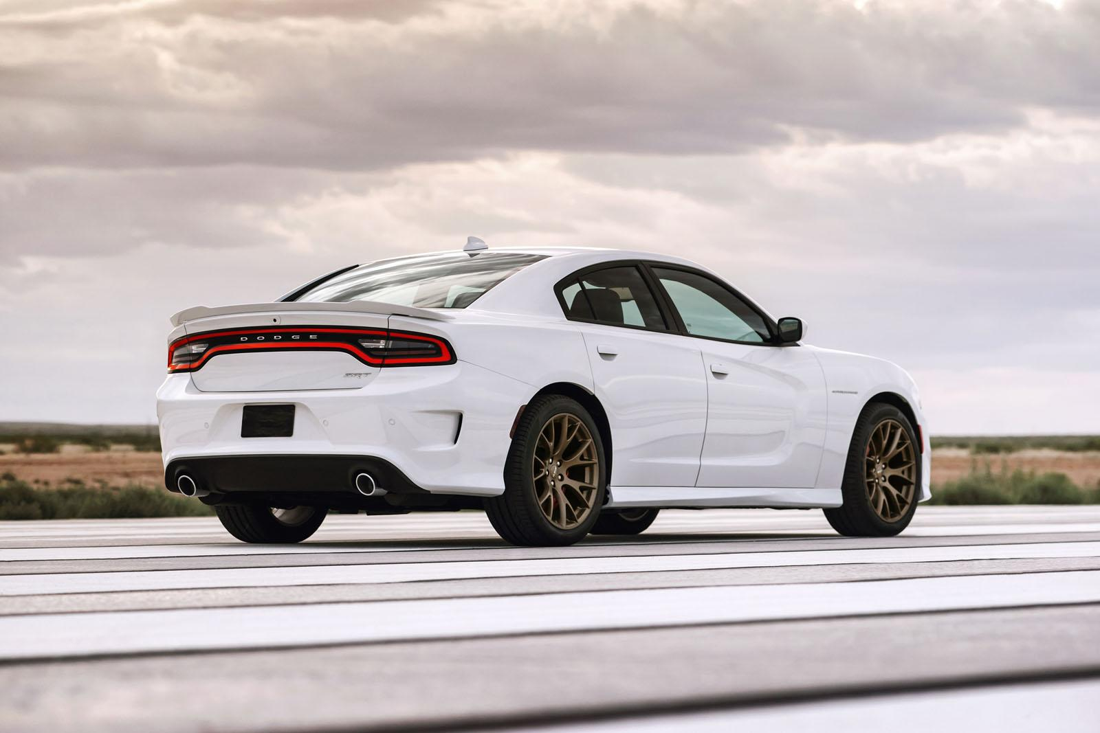 Dodge Cars - News: Fastest 4-door sedan - the Charger SRT ...