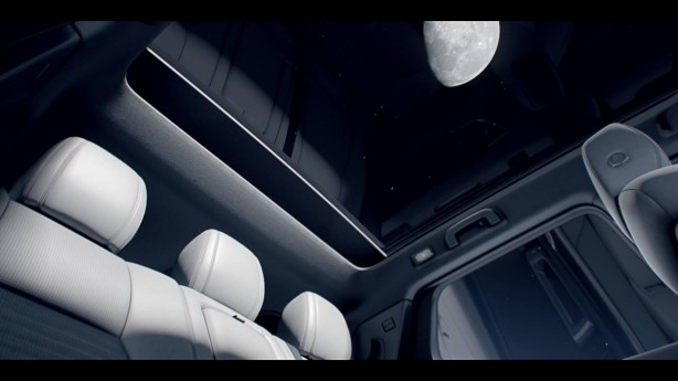 2015 Land Rover Discovery Sport moonroof