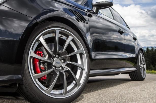 ABT tuned Audi S1 front fender insert