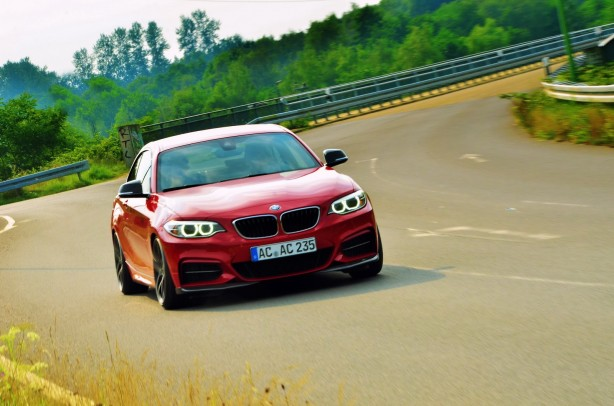AC Schitzer tuned BMW 2 Series Coupe front