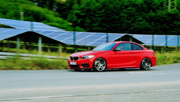 AC Schitzer tuned BMW 2 Series Coupe side