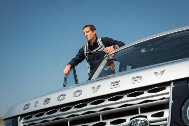 Bear Grylls Land Rover ambassador-1