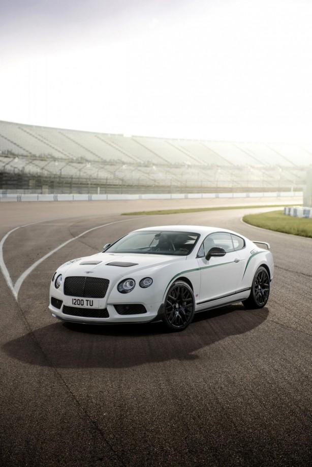 Bentley Continental GT3-R front quarter
