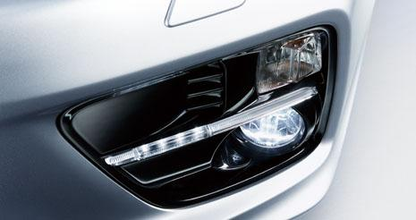 JDM Subaru WRX S4 LED light bar