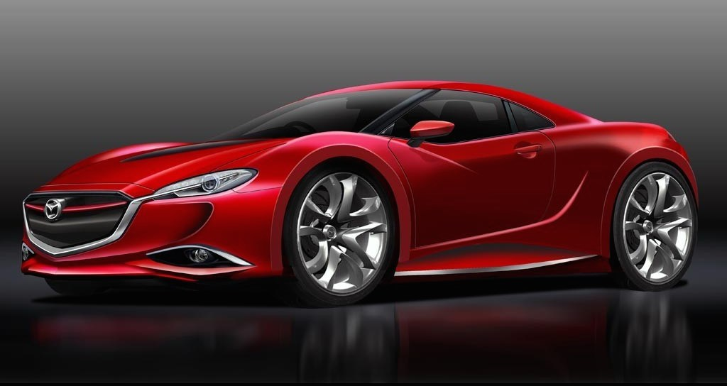 Mazda Cars News Mazda Plotting Rx 9 Sports Car