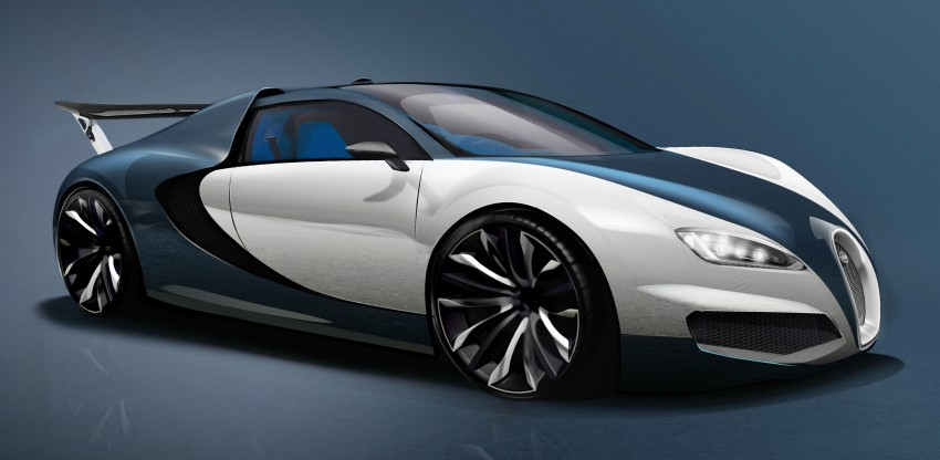 Bugatti Cars News Next Generation Veyron Confirmed Due