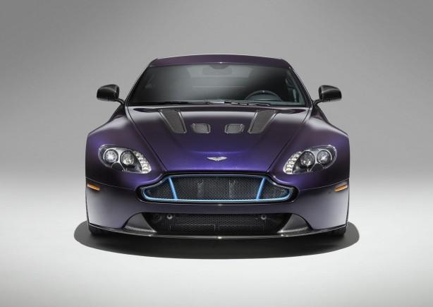 Q by Aston Martin V12 Vantage S front