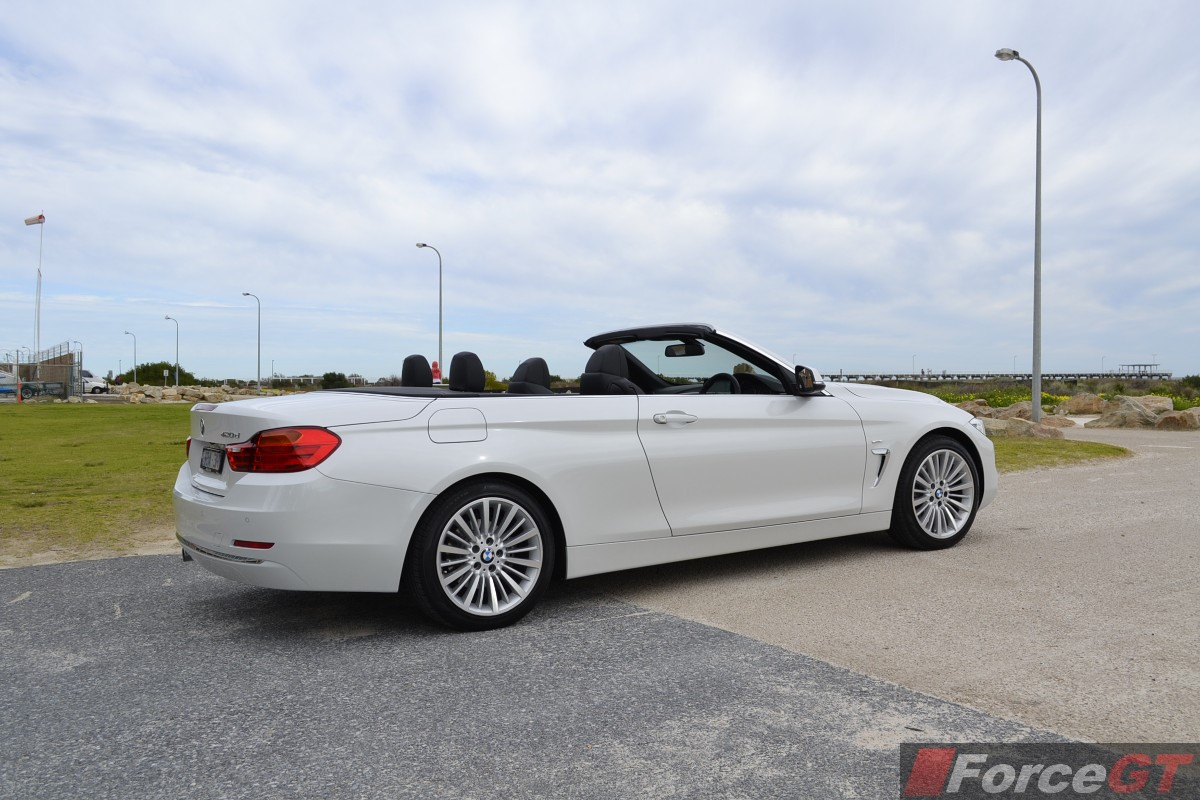 BMW 4 Series Review: 2014 BMW 4 Series Convertible