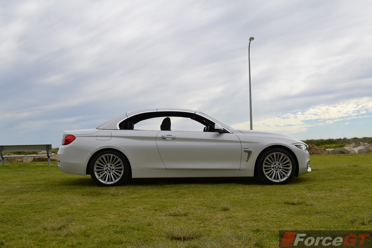 BMW 428I Convertible >> BMW 4 Series Review: 2014 BMW 4 Series Convertible