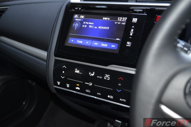 2014 Honda Jazz VTi-L Display Audio system